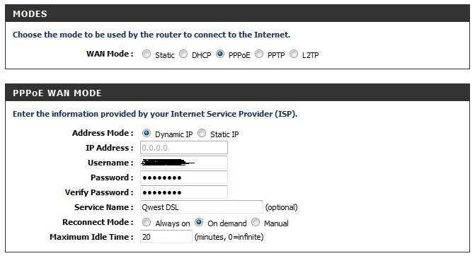 how to use your own modem router with optus network